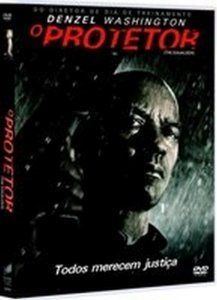 Dvd O Protetor  Denzel Washington