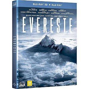 Bluray 2d + 3d  Evereste