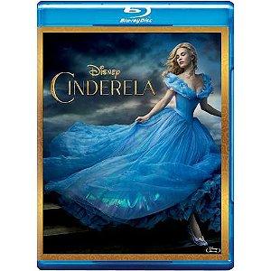 Blu-Ray Cinderela (2015)