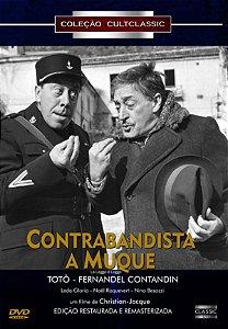 Dvd Contrabandista A Muque - Totò
