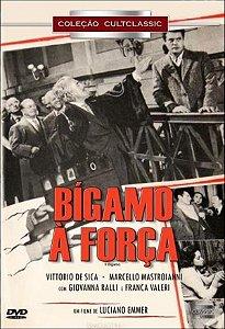 Dvd Bígamo A Força - Vittorio De Sica