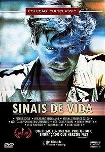 Dvd Sinais De Vida - Werner Herzog