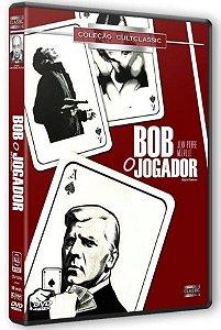 Dvd Bob O Jogador - Jean pierre Melville