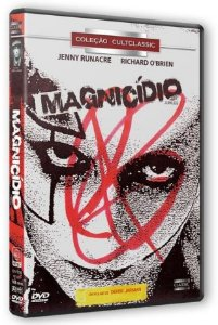 DVD Magnicídio - Derek Jarman