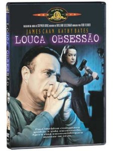 Dvd Louca Obsseção - Misery - Stephen King