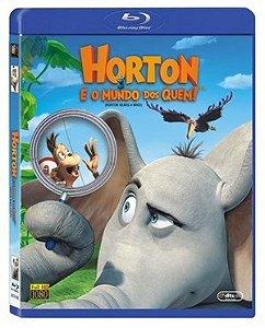 Horton e o Mundo dos Quem - Blu-ray