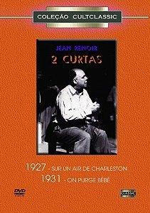 Dvd Jean Renoir 2 Curtas - Catherine Hessling