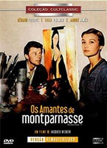 Dvd Os Amantes De Montparnasse - Lilli Palmer