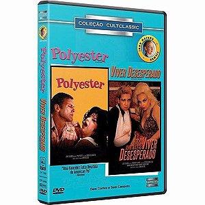 Dvd Polyester / Viver Desesperado - John Water