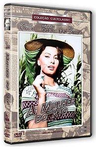 Dvd A Mulher Do Rio - Sophia Loren
