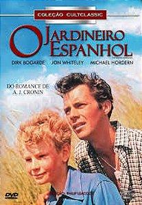 Dvd O Jardineiro Espanhol - Dirk Bogarde