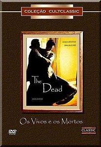 Dvd Os Vivos E Os Mortos - John Huston