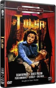 Dvd Tulsa - Susan Hayward