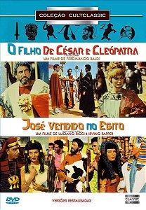 Dvd O Filho De César E Cleópatra / José Vendido No Egito