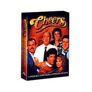Box Cheers - primeira Temporada Completa - 4 Discos
