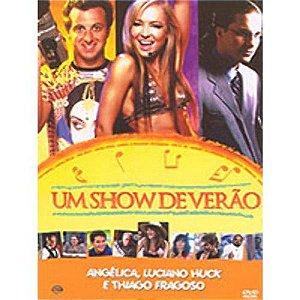 Dvd Um Show De Verão - Angélica