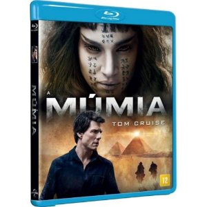 Blu-Ray - A Múmia - Tom Cruise