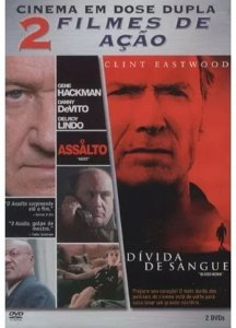 Dvd O Assalto / Dívida De Sangue - Gene Hackman