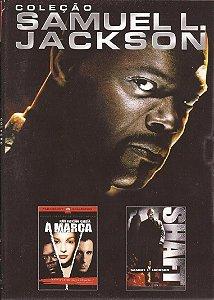 Dvd Shaft / A Marca - Samuel L Jackson - Coleção