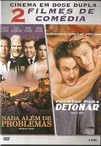 Dvd Nada Além De Problemas / Prontos Para Detonar
