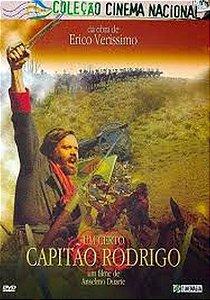 Dvd Um Certo Capitão Rodrigo - Francisco Di Franco
