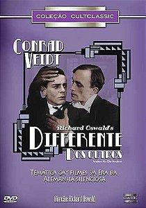 Dvd Diferente Dos Outros - Conrad Veidt