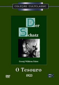 Dvd O Tesouro - Georg Wilhlem Pabst