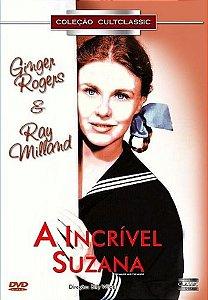 Dvd A Incrível Suzana - Ginger Rogers