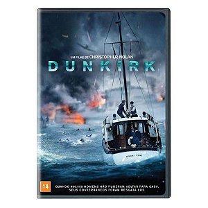 Dvd Dunkirk - Christopher Nolan