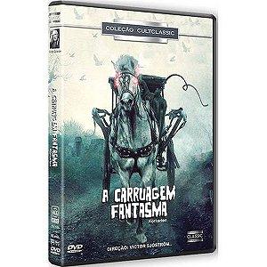 Dvd A Carruagem Fantasma - Victor Sjöström
