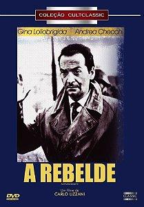 Dvd - A Rebelde - Gina Lollobrigida