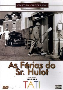 Dvd As Férias Do Sr. Hulot  - Jacques Tati