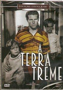 Dvd A Terra Treme - Luchino Visconti