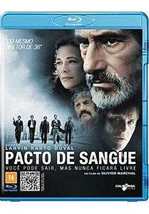 Blu ray - Pacto de Sangue - Daniel Duval