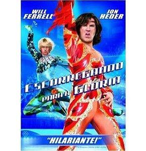 Dvd Escorregando Para A Glória - Will Ferrell