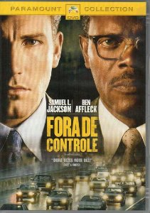 Dvd Fora De Controle - Ben Affleck