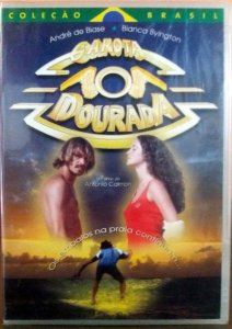 Dvd Garota Dourada - Andre De Biasi