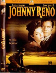 Dvd Johnny Reno - Dana Andrews