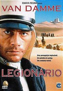 Dvd Legionario - Van Damme