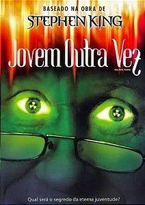 Dvd Duplo Jovem Outra Vez - Stephen King