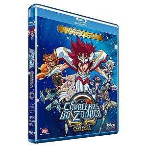 Blu ray Cavaleiros do Zodíaco Ômega - 2 Temp. Vol. 1
