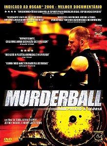 Dvd Duplo Murderball - Paixão E Glória