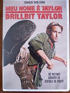 Dvd Meu Nome É Taylor Drillbit Taylor - Owen Wilson