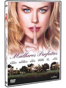 Dvd - Mulheres Perfeitas - Nicole Kidman