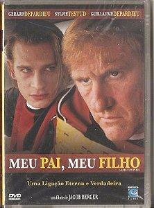 Dvd Meu Pai, Meu Filho - Gerard Depardieu