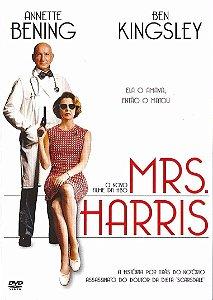 Dvd Mrs Harris - Ben Kingsley
