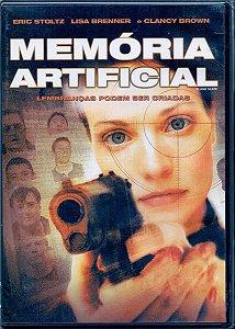 Dvd Memória Artificial - Eric Stoltz