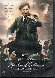 Dvd Michael Collins - O Preço Da Liberdade