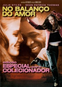 Dvd No Balanço Do Amor - Julia Stiles