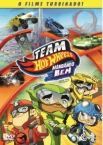 Dvd - Team Hot Wheels Mandando Bem